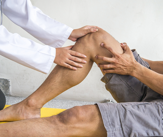 Chronic Knee Pain? Here's what can be done about it!