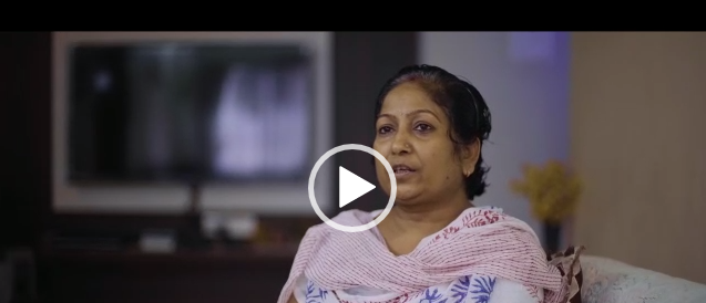 Kamal shares how a Total Kneeplacement Surgery was effective for her
